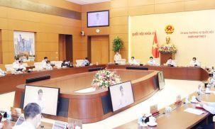 Ủy ban Thường vụ Quốc hội góp ý về dự án Luật Điện ảnh sửa đổi